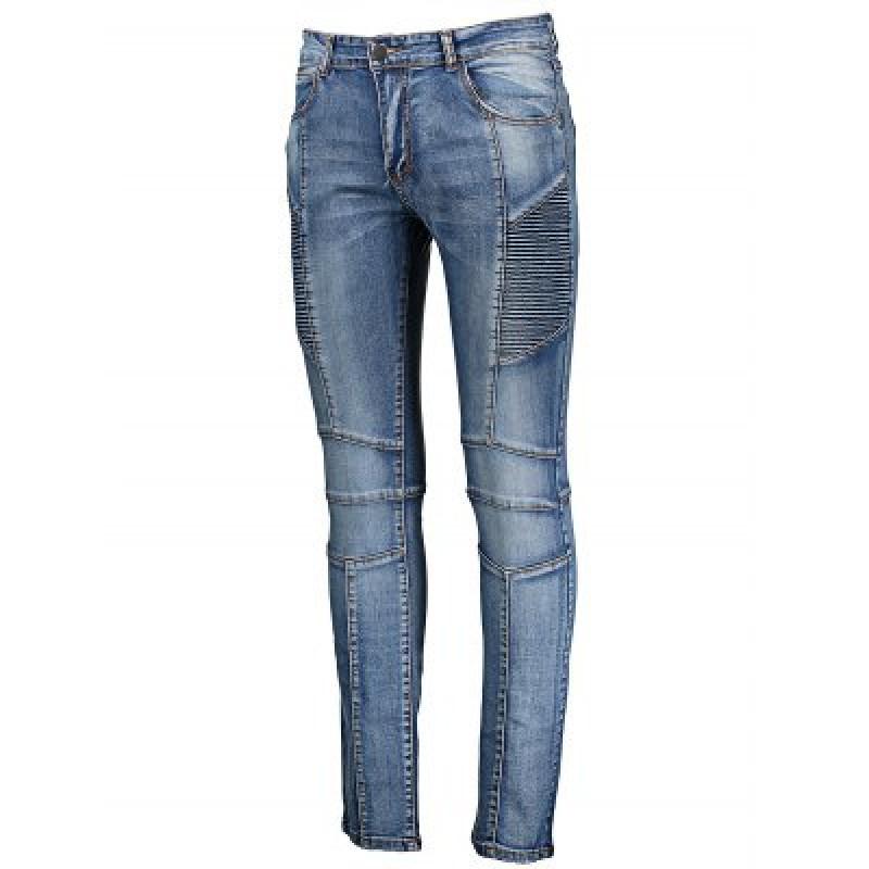Plus Size Slim Fit Jeans