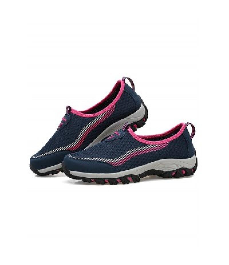 Air Mesh Women Hiking Shoes
