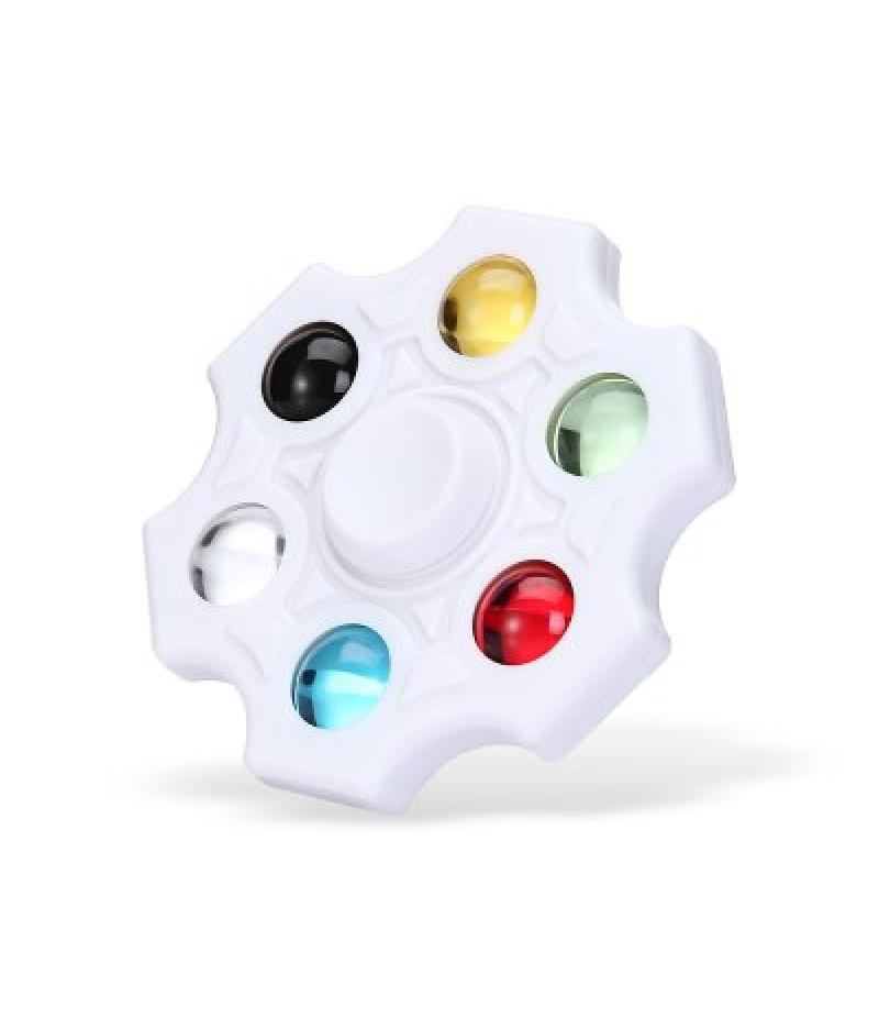 Six-blade ADHD Fidget Spinner