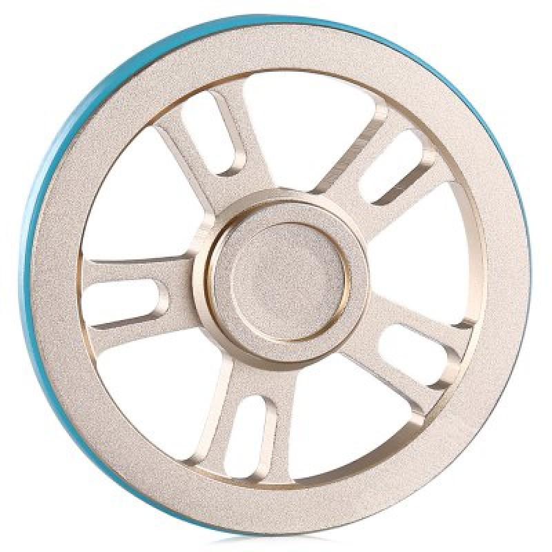 Wheel Aluminum Alloy ADHD Fidget Spinner