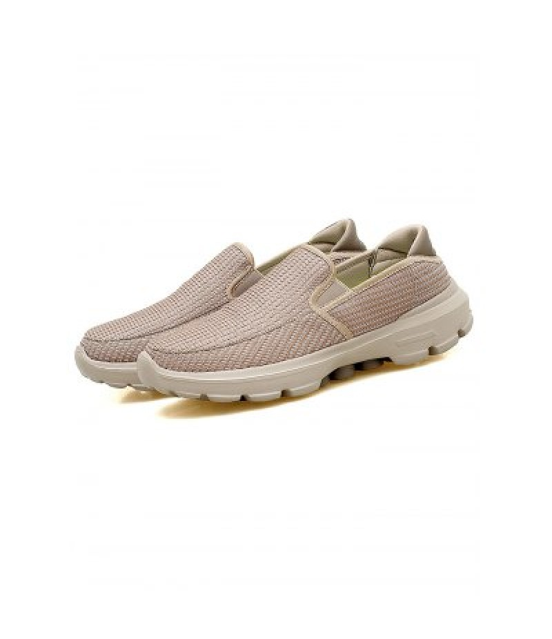 Breathable Fashion Slip-on Men Casual Shoes